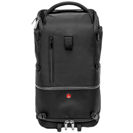 Manfrotto Tri M Advanced Camera and Laptop Backpack (External Tripod Connections, MB MA-BP-TM, Black)_1