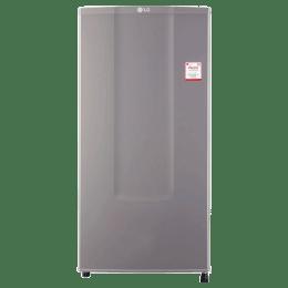 LG 185 Litres 1 Star Direct Cool Single Door Refrigerator (Fastest Ice Making, GL-B181RDGB.ADGZEB, Dim Grey)_1