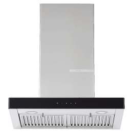 Bosch Serie 4 745 m³/hr 60cm Wall Mounted Chimney (DWB068G50I, Stainless Steel)_1