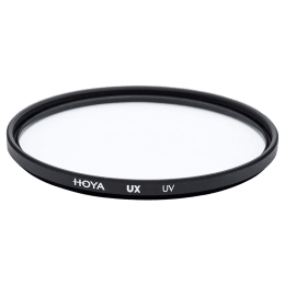 Hoya UX UV (PHL) 52 mm Lens Filter (Aluminum Frame, Black)_1