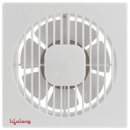 Lifelong 15cm Sweep Exhaust Fan (Energy Efficient, LLEF06, White)_1