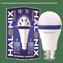 Halonix 12 Watt LED Inverter Bulb (F2JMM6FP9009U00, White)_1