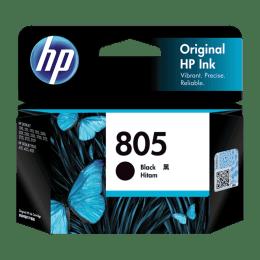HP 805 Original Ink Cartridge (120 Page Yield, 3YM73AA, Black)_1