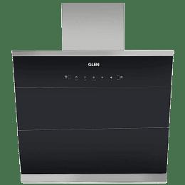 Glen 1400 m³/hr 90cm Wall Mount Chimney (Motion Sensor, CH-6073AC90, Black)_1