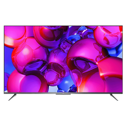 TCL P715 139.7cm (55 Inch) 4K Ultra HD LED Android Smart TV (Smart Home Interconnectivity, 55P715, Black)_1