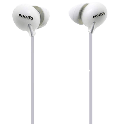 Philips UpBeat In-Ear Wired Earphones with Mic (SHE2405WT/00, White)_1