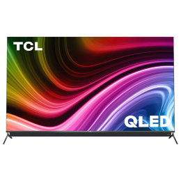 TCL C815 190.5cm (75 Inch)  4K Ultra HD QLED Android Smart TV (Quantum Dot Technology, 75C815, Black)_1