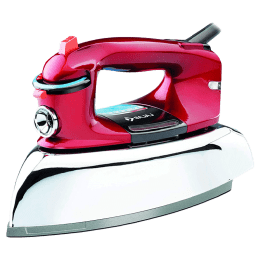 Bajaj 2000 Watt Steam Iron (Majesty Macho, Red)_1