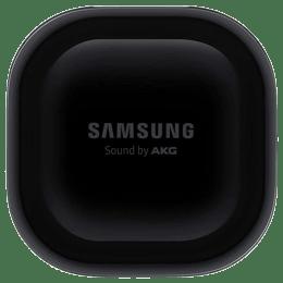 Samsung Galaxy Live In-Ear Truly Wireless Earbuds with Mic (Bluetooth 5.0, SM-R180NZKAINU, Mystic Black)_1