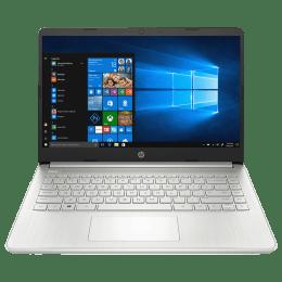 HP 14s-DR1009TU (227Q4PA#ACJ) Core i5 10th Gen Windows 10 Home Laptop (8GB RAM, 512GB SSD, Intel Iris Plus Graphics, MS Office, 35.56cm, Natural Silver)_1