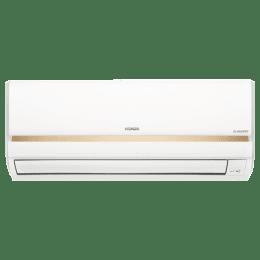 Hitachi Kashikoi 5100X 1 Ton 5 Star Inverter Split AC (Copper Condenser, RSFG512HDEA, Gold)_1