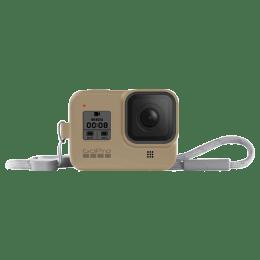 GoPro Sleeve Plus Lanyard for Hero 8 (AJSST-006, Sand)_1