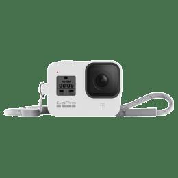 GoPro Sleeve Plus Lanyard for Hero 8 (AJSST-002, White Hot)_1