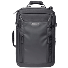 Vanguard Veo Select Polyester Camera Backpack for DSLR Camera (Well Organized, 49 BF, Black)_1