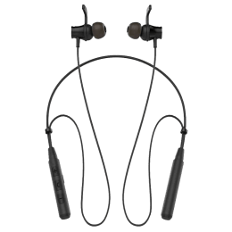 Portronics Harmonics 222 Bluetooth Earphone (POR 1044, Black)_1