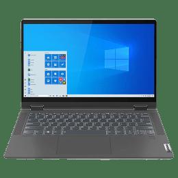 Lenovo IdeaPad Flex 5 14ARE05 (81X2004QIN) Ryzen 5 Windows 10 Home 2-in-1 Laptop (8GB RAM, 512SSD, Integrated AMD Radeon Graphics, MS Office, 35.56cm, Graphite Grey)_1