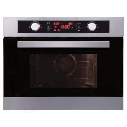Hafele 44 Litres Built-in Microwave Oven (Combination Cooking, Ruhrr 44, Silver)_1