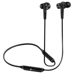 Ant Audio Wave Sports Earphones (535, Black)_1