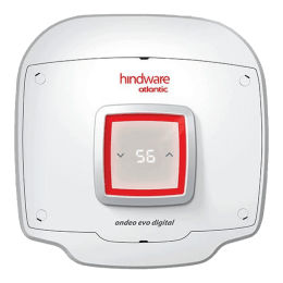 Hindware Atlantic Ondeo Evo Digital 10 Litres 5 Star Rating Storage Water Heater (2000 Watts, SWH 10A-2D, White)_1
