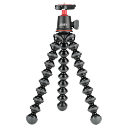 Joby GorillaPod 3K Adjustable Tripod with Ball Head Kit For DSLR & Mirrorless Cameras (Up to 3 Kg, Flexible Legs, JB01507-BWW, Black)_1