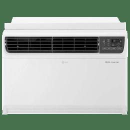 LG 2 Ton 5 Star Inverter Window AC (Wi-Fi Supported, Copper Condenser, JW-Q24WUZA, White)_1
