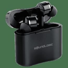 SoundLogic True Beats Wireless Earbuds (TWE002, Black)_1