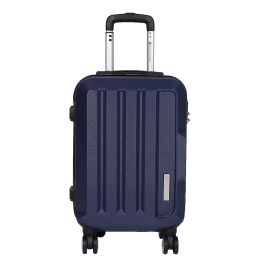 Swiss Military 42 Litres Trolley Bag (HTL81, Blue)_1