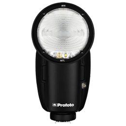 Profoto A1X AIRTTL-S Studio Light For Sony Cameras (1 Sec Recycle Time, 901206, Black)_1