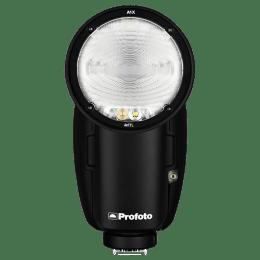 Profoto A1X AIRTTL-F Studio Light For Fujifilm Cameras (1 Sec Recycle Time, 901207, Black)_1