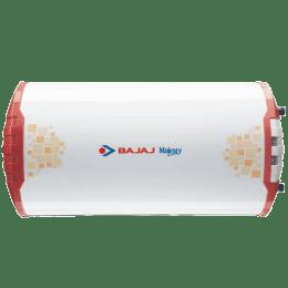Bajaj Majesty 15 Litres 4 Star Storage Water Geyser (2000 Watts, 150690, White)_1