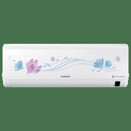 Samsung 1 Ton 3 Star Inverter Split AC (Copper Condenser, AR12TV3HFTV, White)_1