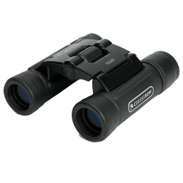 Celestron UpClose 10 x 25 mm Roof Prism Optical Binoculars (100 m Field of View, G2 10X25, Black)_1