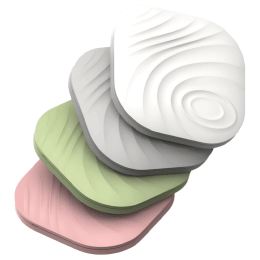 Globalkart Nut Find 3 Smart Tracker (F7x, Multicolour) - Pack of 4_1