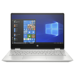 HP Pavilion x360 14-dh1180tu (231T2PA#ACJ) Core i7 10th Gen Windows 10 Home 2-in-1 Laptop (8GB RAM, 512GB SSD, Intel UHD Graphics, 35.56 cm, Mineral Silver)_1