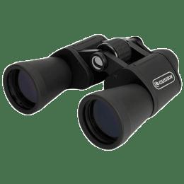 Celestron Upclose 20 x 50 mm Porro Prism Optical Binoculars (Water Resistant, G2 20X50, Black)_1