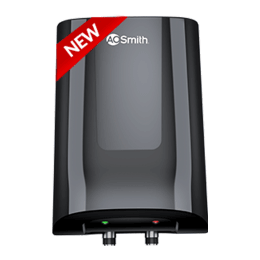 A.O. Smith MiniBot 3 Litres Instant Water Geyser (3000 Watts, SZS-3, Black)_1