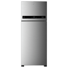 Whirlpool 500 Litres 3 Star Frost Free Inverter Double Door Refrigerator (5-in-1 Convertible, IF INV CNV 515, Alpha Steel)_1
