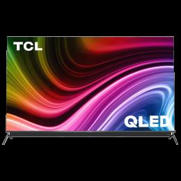 TCL C815 139.7cm (55 Inch) 4K Ultra HD QLED Android Smart TV (Quantum Dot Technology, 55C815, Black)_1