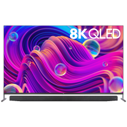 TCL X915 190.5cm (75 Inch) 8K Ultra HD QLED Android Smart TV (IMAX Enhanced, 75X915, Black)_1