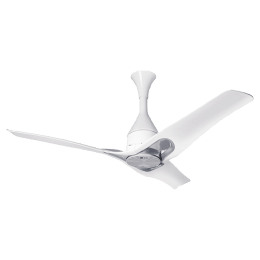 LG 120cm Sweep 3 Blade Ceiling Fan (Inverter Motor, FC48GSSB1, Silver)_1