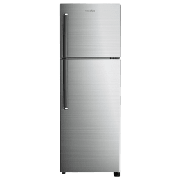 Whirlpool 265 Litres 2 Star Frost Free Double Door Refrigerator (MicroBlock Technology, 278LH PRM, Chromium Steel)_1