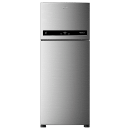 Whirlpool Intellifresh 440 Litres 3 Star Frost Free Inverter Double Door Refrigerator (5-in-1 Convertible, INV CNV 455 3S, Steel Onyx)_1