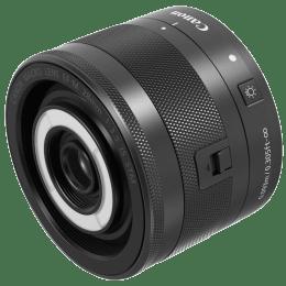 Canon Macro Lens (EF-M 28 mm f/3.5 IS STM, Black)_1