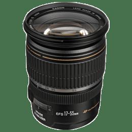 Canon Lens (EF-S 17-55 mm f/2.8 IS USM, Black)_1