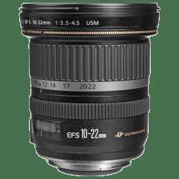 Canon Lens (EF-S 10-22 mm f/3.5-4.5 USM, Black)_1