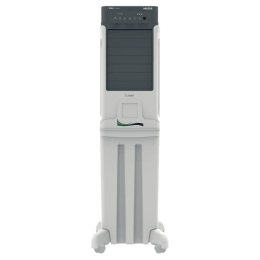 Voltas 55 Litres Tower Air Cooler (Ice Chamber, Slimm 55T, White)_1