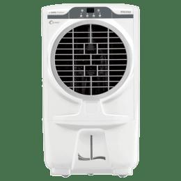 Voltas 70 Litres Desert Air Cooler (Honeycomb Cooling Pads, JetMax 70 DLXS, White)_1