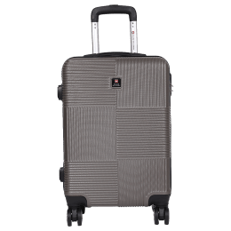 Swiss Military 42 Litres Trolley Bag (HTL80, Grey)_1