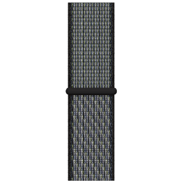 Apple Watch 40mm Nike Sport Loop Strap (MXN12ZM/A, World Indigo/Lime Blast)_1