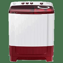Samsung 8.5 kg Semi Automatic Top Loading Washing Machine (WT85R4200RR/TL, Light Grey)_1